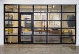 modern insulated garage doors beautiful insulated glass garage door modern frosted with black garage door
