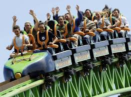 9 of the world's most exhilarating roller coasters | From the Grapevine