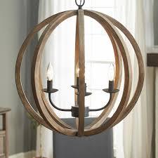 stanton 4 light candle style farmhouse chandelier