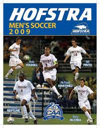 2009 Hofstra Men's Soccer Media Guide by Hofstra University - issuu