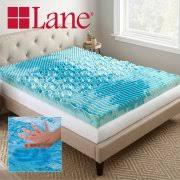 egg crate foam mattress topper. Lane 4\ Egg Crate Foam Mattress Topper