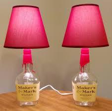 Wine Bottle Lamp Diy Diy Wine Bottle Lamps Diy Craft Projects