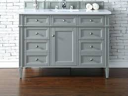 exciting 48 gray bathroom vanity contemporary inch single bathroom vanity gray finish