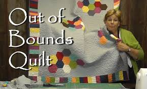 Out of Bounds Quilt - Modern Quilting Project - YouTube &  Adamdwight.com