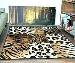 brown zebra rug 8x10 animal print area rugs home depot blue target new
