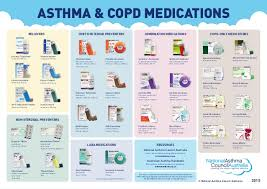 Asthma Medication Chart 2015