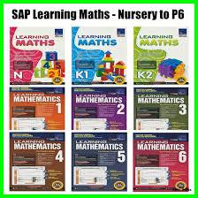 qoo10 sap maths workbook