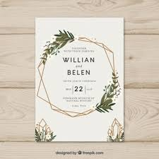 card invitation wedding invitation vectors photos and psd files free download