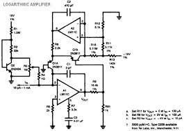 logarithmic amplifier lm11c circuit diagram wiring diagram show dc to dc converter 5v to 12v electronic schematic diagram logarithmic amplifier lm11c
