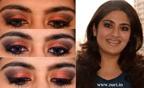 cles learn to apply how to apply makeup bold red black purple eyes 01 learn how