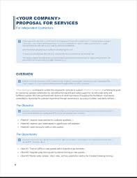 Business Proposal Template Word Free Magnificent Business Office