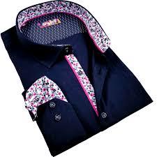 Spazio Shirt Mens Black Cynered Mens Fashion Blog Mens