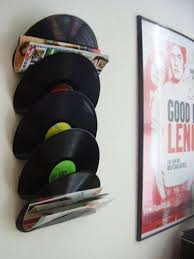 15 projects made from old records