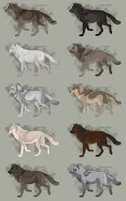 Realistic Wolf Designs Semi Realistic Wolf Adoptables Set 16 Open By Therbis
