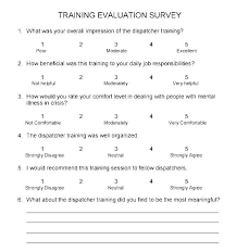 Survey Form Template Word