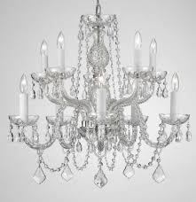 g46 cs 1122 5 5 gallery murano venetian style chandelier lighting crystal chandeliers h25 x w24 10 lights