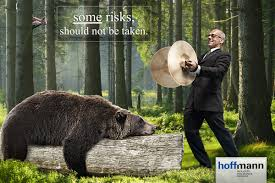 We are a family run agency that has made a name change. Adeevee Only Selected Creativity Hoffmann Industry Insurance Broker Bear