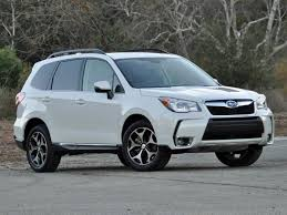 subaru forester 2016 white. Plain 2016 The 2016 Subaru Forester Straddles A Fine Line Between Highriding Wagon  And All To White 1