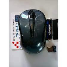Chuột máy tính không dây A4tech G3-280A, Wireless 2.4Ghz - Công nghệ  V-Track