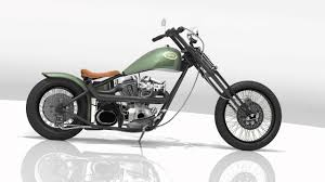 3d high res model greenie custom chopper from occ youtube