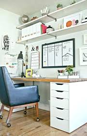 Home office ideas small spaces work Pinterest Home Office Decorating Ideas Office Decoration Ideas For Work Office Decorating Work Office Home Office Decoration Blue Style Home Office Decorating Ideas Tall Dining Room Table Thelaunchlabco