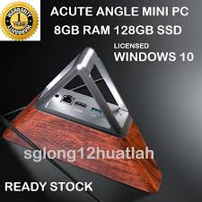 <b>Acute Angle AA</b>-B4 8GB RAM 64GB EMMC 128GB SSD WINDOWS ...