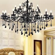led crystal res chandelier living room diningroom bar coffee restaurant candle chandelier holder brushed nickel chandelier oil rubbed bronze