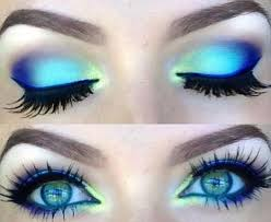 lolo moda colorful eyes q tips to the rescue cotton swabs i wouldn t wear this but it s beautiful