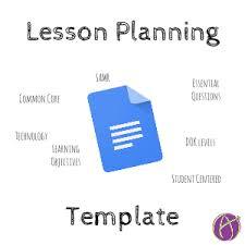 Lesson Plan Outline My Lesson Plan Template Teacher Tech