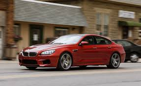 Coupe Series bmw gran coupe m6 : 2014 BMW M6 Gran Coupe Test | Review | Car and Driver