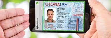 's Driver Digital Gemalto Phone In Your License Id qO4g54f6