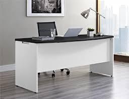 executive office desktop.  Desktop UPC 029986931924 Product Image For Dorel Home Furnishings Pursuit White And  Gray Executive Office Desk  Throughout Desktop N