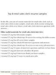 Sample Resume For Material Handler Sample Resume For Material