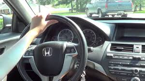 2008 Honda Accord Coupe EX-L V6 Test Drive and Tour - YouTube