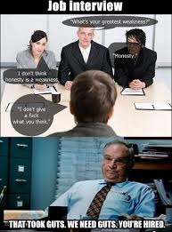 job interview funny job interview