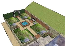 Small Picture 3d Garden Design Garden Design London And South East Wildlife