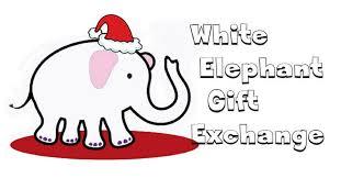 white elephant gift clip art. Exellent Elephant In White Elephant Gift Clip Art E