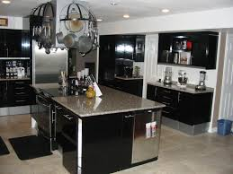 interior decorating top kitchen cabinets modern. Black Modern Nuance Of The Best Kitchen Cabinet That Has Grey Floor Can Add Beauty Inside House Design With White Interior Decorating Top Cabinets