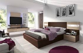 Modern Bedroom Accessories Shiny White Bedroom Furniture