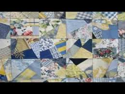 quilt making for beginners crazy quilting beginner project - YouTube & quilt making for beginners crazy quilting beginner project Adamdwight.com