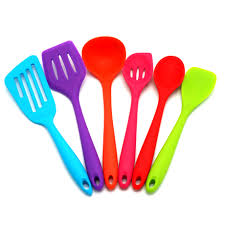 colorful kitchen utensils. 6 Piece Cooking Set,Colorful Kitchen Utensils, FDA Food Grade Silicone Materials, Utensils Temperature Range 40oC+230oC On Aliexpress.com | Alibaba Colorful T