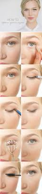 best ideas for makeup tutorials picture description makeup tips and tricks to make you look less tired this makeup tutorial shows you how to open your