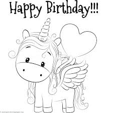 Cute Unicorn Coloring Pages 523 Cute Unicorn Coloring Pages To Print