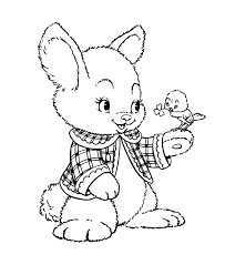 Also, 34 easter cards and 22 easter coloring pages you can download and print. Easter Bunny Coloring Pages Bluebonkers Bunny Coloring Pages Easter Bunny Colouring Easter Coloring Pages