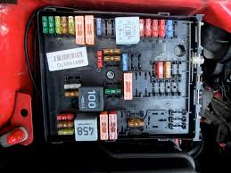 engine bay fuse box please help mk general area mk golf gti engine bay fuse box ^ managed to get a pic for you today