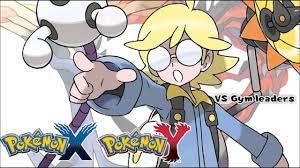 Pokémon X/Y - Vs Gym Leaders Music (HQ) - YouTube