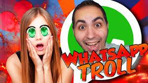 CORNUTO PER FINTA - WhatsApp TROLL #7