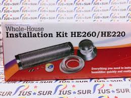 honeywell international hkit2a humidifier installation kit nsop honeywell whole house installation kit he260 he220 humidifiers hkit2a1001