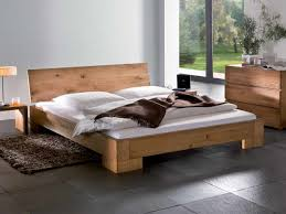 Image of: Wooden Queen Platform Bed Frame with Storage