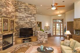 gallery images of the elegant interior stone fireplace designs